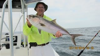 Ugly Stik Tiger Lite review and charter fishing from Daytona Beach FL