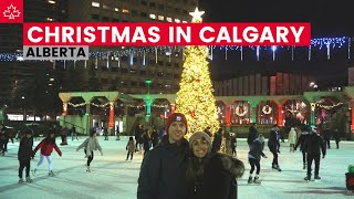 What To Do in Calgary for the Christmas Holidays