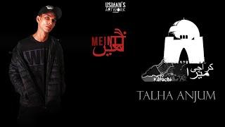 karachi-mera-lyrics-Talha Anjum