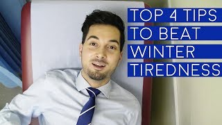 How To Stop Being Tired All The Time | How To Reduce Winter Tiredness | Best Way To Reduce Tiredness