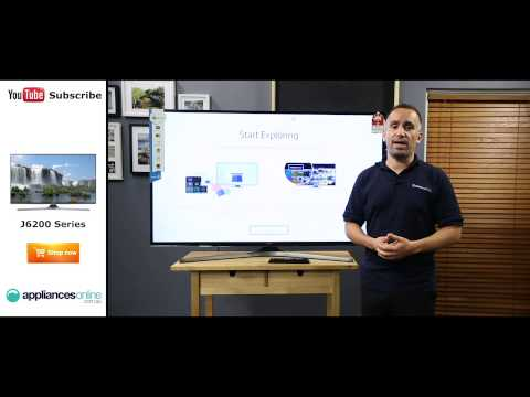 Samsung UA60J6200 60inch 152cm Full HD Smart TV reviewed by product expert - Appliances Online