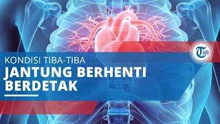 Serangan Jantung, Terjadi karena Sumbatan Kolestrol di Arteri Koroner