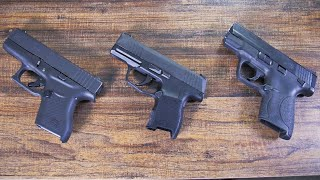 Top 3 Best CCW Pistols for 2020 Concealed Carry