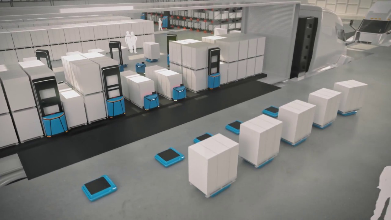 AI holds the future of Logistics