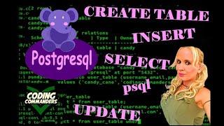 Introduction to SQL programming with PostgreSQL |  Beginner's Postgres Tutorial