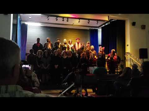 SAIL High School Chorus - Sweet Morning
