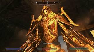 The Elder Scrolls 5 Skyrim путь последних Двемеров часть 253 Мастер кузнец,  Этериевая кузница