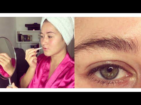 6 Tipps zum entfernen der Gesichtsbehaarung mit einer Pinzette I Damenbart & Augenbrauen I Marina Si