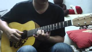 YAMAHA JR-1 fingerstyle