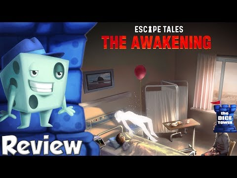 Escape Tales: The Awakening Review - with Tom Vasel