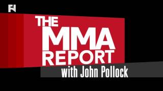 June 15 The MMA Report feat. Ramsey Nijem, Mayweather vs. McGregor Announcement