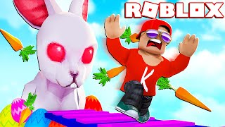 Escape The Evil Easter Bunny Obby In Roblox (2019)
