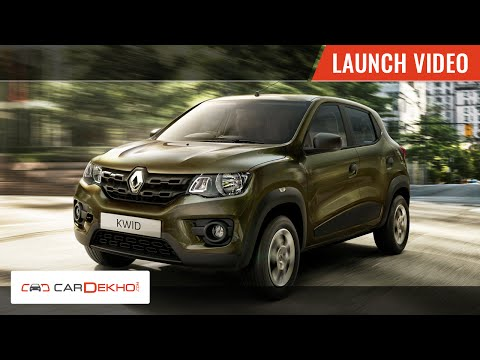 Renault Kwid | Unveil Video | CarDekho.com