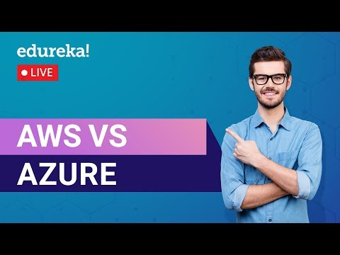 AWS vs Azure | Which Cloud should I learn in 2020 | AWS Training ...