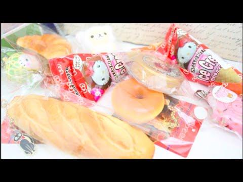 Japan Haul 2014: Squishies