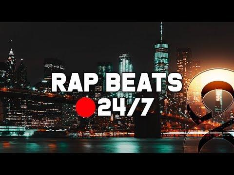 Rap Trap Hip Hop Beats Radio 🔴 LIVE 24/7 Freestyle Instrumentals