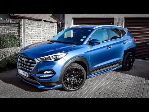 2017 Hyundai Tucson 1.6 Turbo Executive Sport - Quick Review