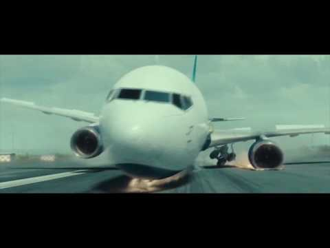 Non-stop emergency landing scene with cool music