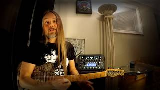 """07 - """"Pent Up"""" by 88 Fingers Louie - Guitar Instruction by Dan Precision"""