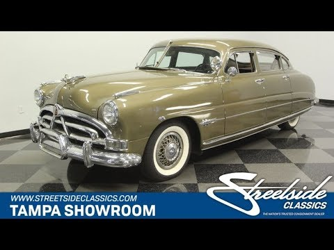 Video of Classic '51 Hudson Hornet located in Lutz Florida - $24,995.00 - PRXG