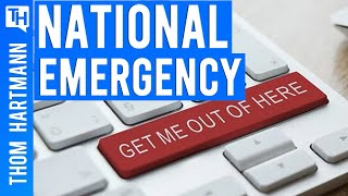 National Emergency : What Will Trump Get Away With Next?