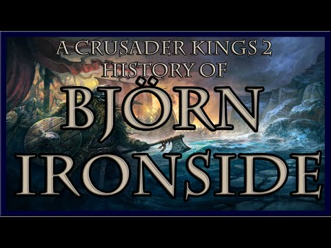 CK2 | The History of Björn Ironside