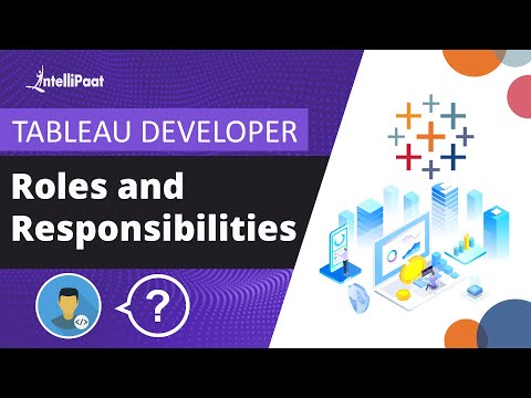 Tableau Developer Roles and Responsibilities   Tableau Training ...