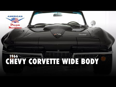 Video of '66 Corvette - JRG1
