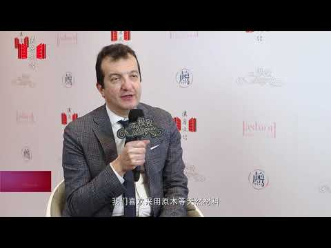 The Ultimate Luxury - Salone del Mobile Milano.Shanghai 2019 Interview