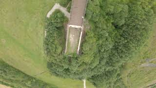 FPV Montage - Bennerley Viaduct & Chesterfield farmhouse ruin