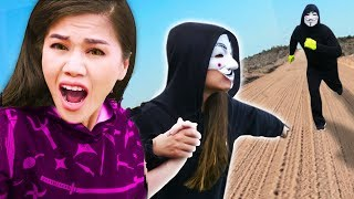 I RESCUE HACKER GIRL from PROJECT ZORGO in Real Life (CWC in ROBLOX for 24 hours)