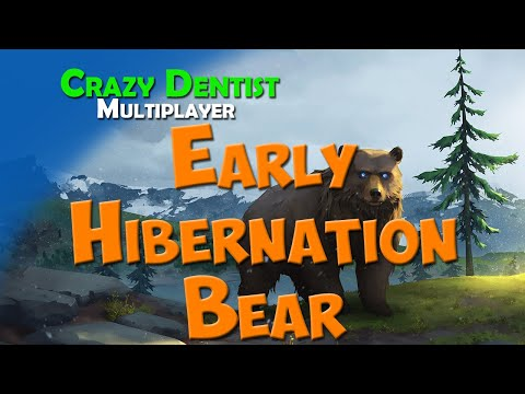 Early Hibernation Bear | Bear clan in 3v3 | Northgard