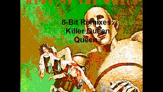 Killer Queen - Queen (8-Bit Remix)