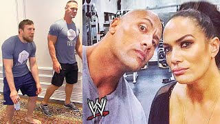 10 WWE Wrestlers You Didn't Know Were Related IN REAL LIFE!