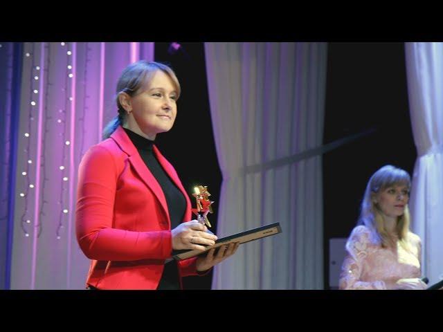 Ольга Бабенко поздравила спортсменов Центрально-Городского района