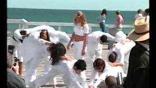 Britney Spears-Sometimes Music Video Behind the scenes