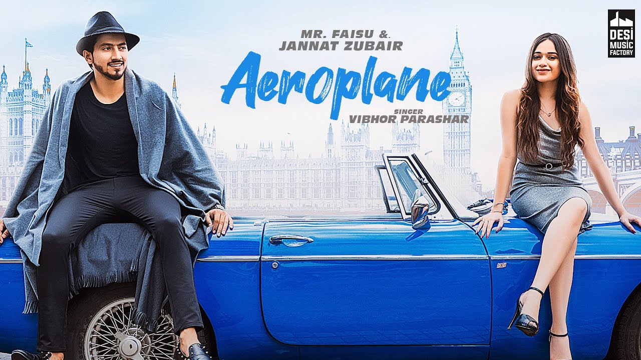 AEROPLANE Song Lyrics Hindi