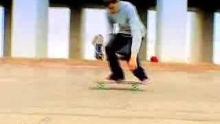 Скейт, big flip