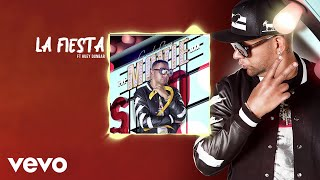 "Guelo Star ft. Huey Dunbar | ""La Fiesta"""