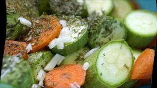 Овощи на пару рецепт