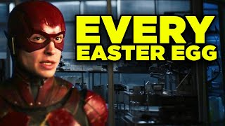 CRISIS ON INFINITE EARTHS Breakdown! Easter Eggs & Details You Missed!