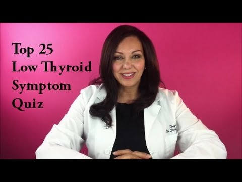 Video *Thyroid Weight Gain Symptoms* Do I have a Thyroid Problem?