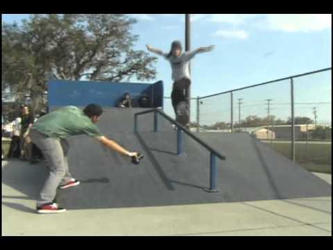 Sebring Skate Park Contest Edit 2-26-11