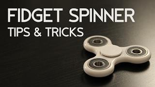 Fidget Spinner - Hand Spinner Fidget Toy Tips & Tricks