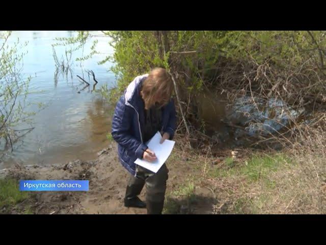Паводковая ситуация в регионе на контроле ГУ МЧС России по Иркутской области