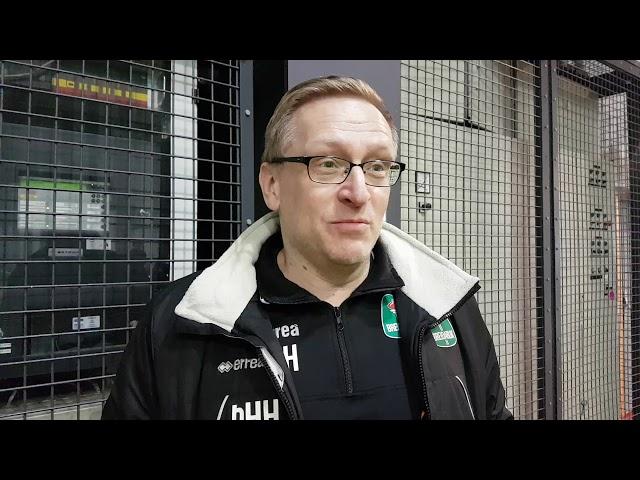 Steini Halldórs: Lukkan var með okkur