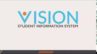 Vision Student Information System video
