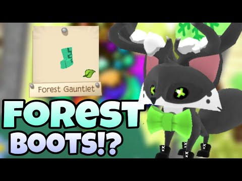 Trd Attempts For Glitched Forest Gauntlets!