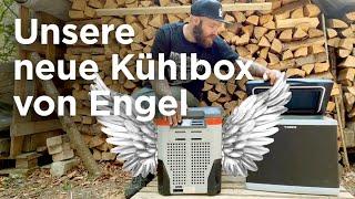 Von Dometic auf Engelkühlbox