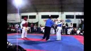 preview picture of video 'Taekwondo WTF - Capilla del Monte 2013'